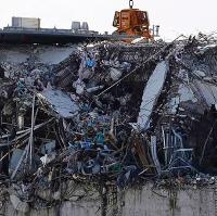 Đến robot cũng 'tử nạn' tại vùng phóng xạ của Fukushima