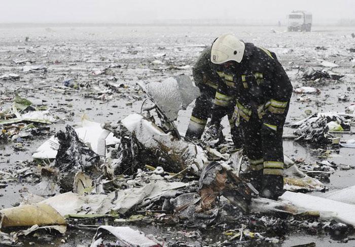 Giới chức đã tìm thấy hai hộp đen của máy bay. Cơ quan điều tra Nga đang tập trung vào giả thiết máy bay rơi do lỗi kỹ thuật hoặc lỗi của phi công liên quan đến điều kiện thời tiết xấu.