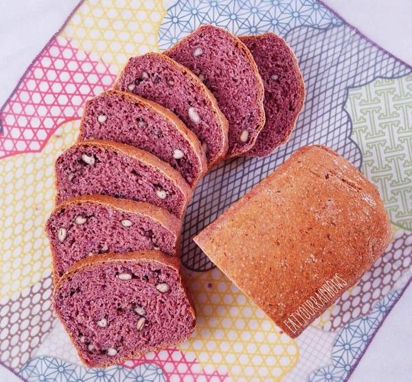 Bánh mì tím