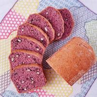 """""""Bánh mỳ màu tím"""" - siêu thực phẩm của tương lai"""