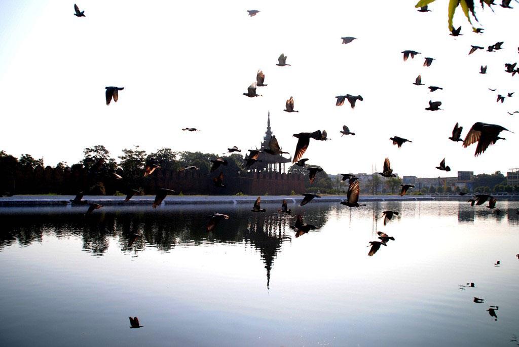 Myanmar có nhiều góc tĩnh lặng, bình yên, để du khách chiêm nghiệm cuộc sống.