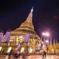 Những bức ảnh cuốn hút du khách tới Myanmar - Miền đất phật giáo linh thiêng