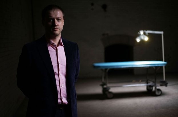 Itskov cho rằng nếu không có công nghệ bất tử, ông sẽ chết trong 35 năm tới.