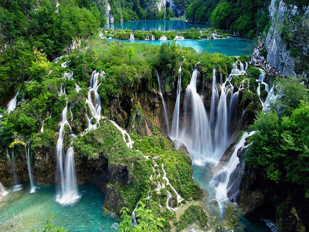 Hồ Plitvice (Croatia)