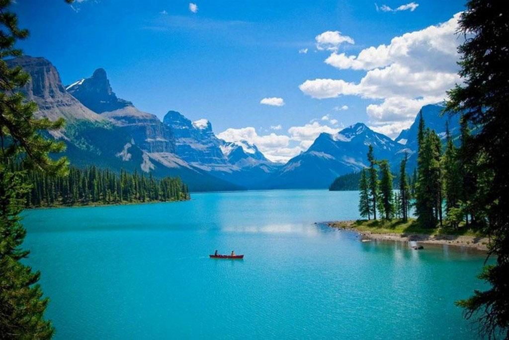 Hồ Maligne (Canada)