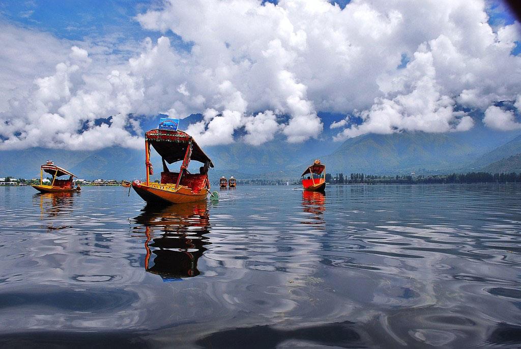Hồ Dal (Ấn Độ)