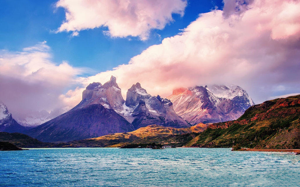 Hồ Pehoe (Chile)