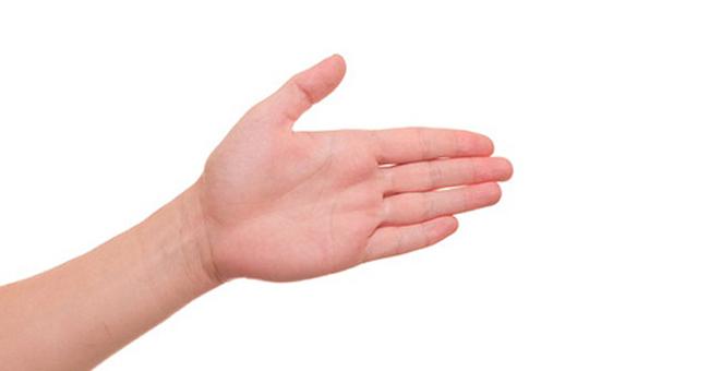 Mỗi bàn tay có ngón mạnh, ngón yếu