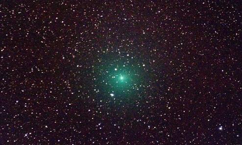 Ảnh chụp sao chổi 252P/LINEAR vào ngày 16/3.