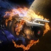 NASA thử nghiệm đốt tàu vũ trụ trong không gian