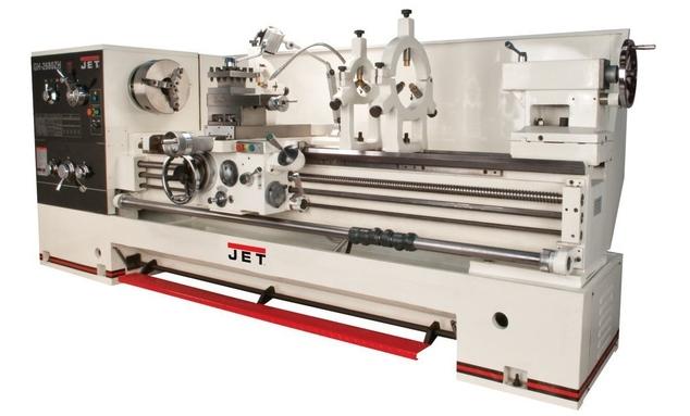 JET 26x80 Geared Head Engine Lathe (3 tấn)