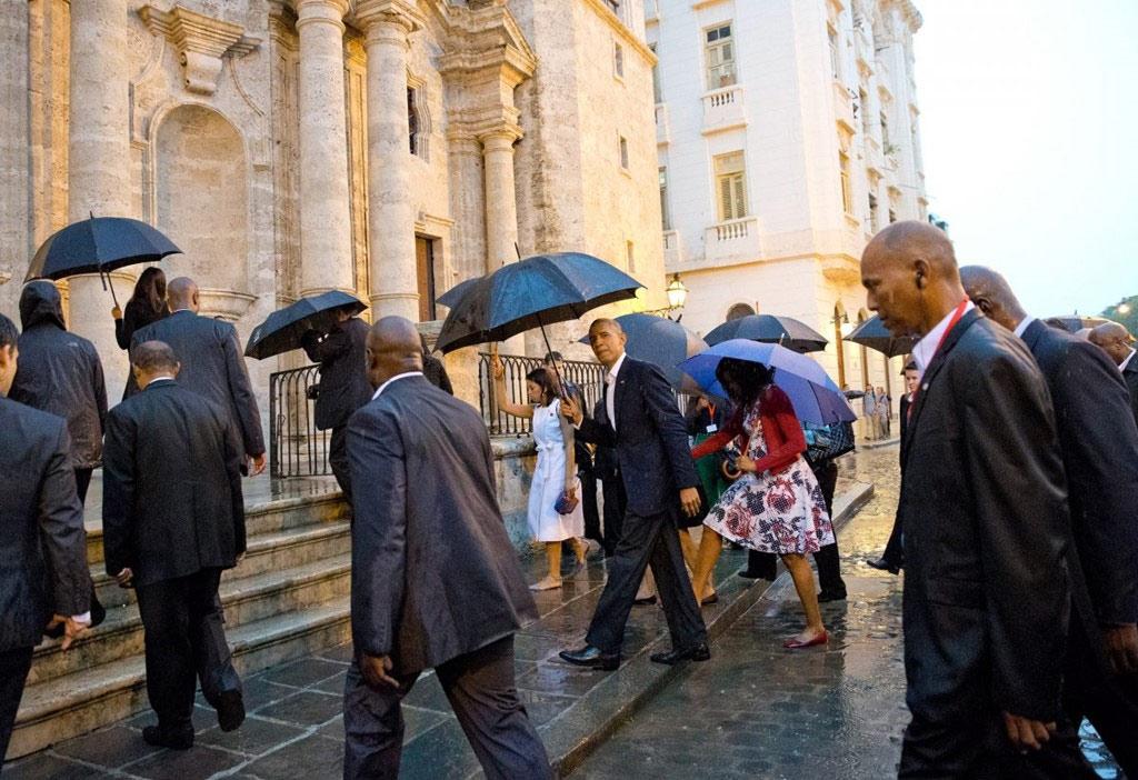 Ngày 20/3, ông Barack Obama trở thành tổng thống Mỹ đầu tiên tới thăm Cuba trong gần 90 năm trở lại đây, mở ra một trang mới trong lịch sử quan hệ hai nước.