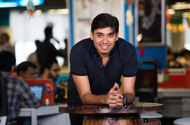 Naveen Tewari, sáng lập InMobi