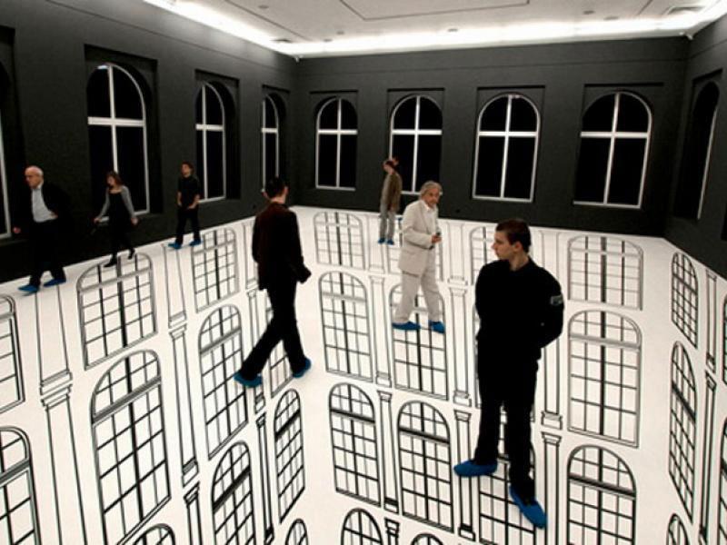 Liệu bạn có dám bước vào căn phòng này không?