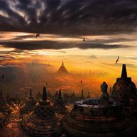 Có một Châu Á đẹp mê hồn như thế!