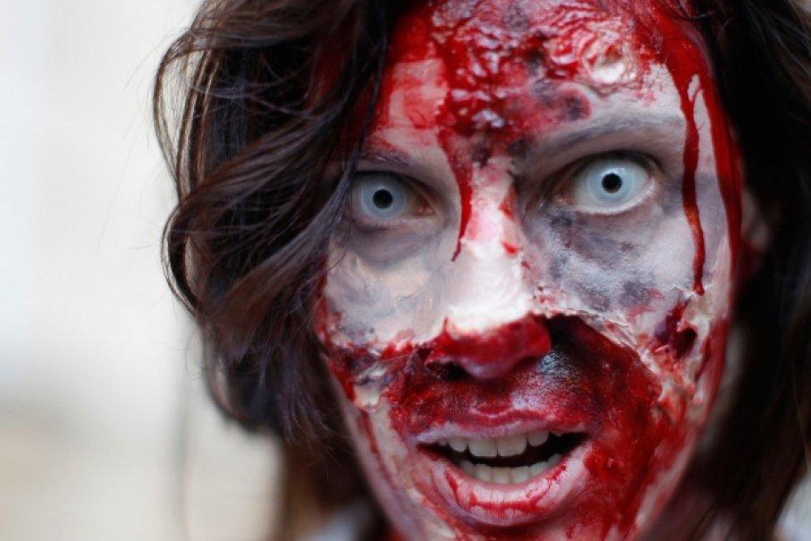Bí ẩn zombie