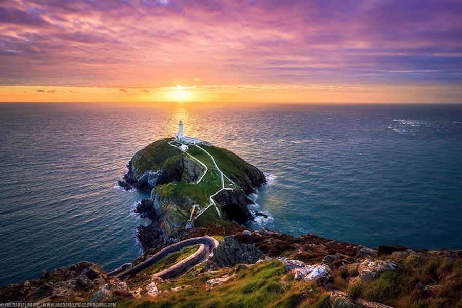 Đèn hải đăng Beagle Channel