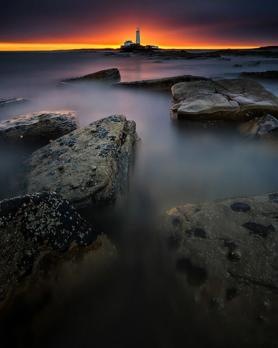 Đèn hải đăng Bait Island