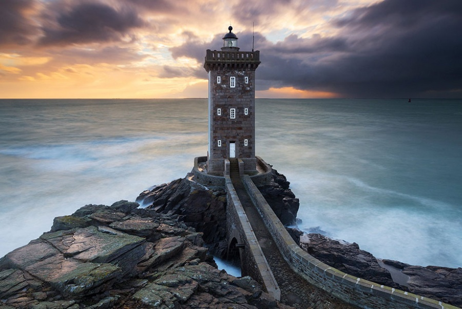 Đèn hải đăng Bretagne,