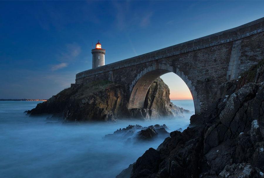 Đèn hải đăng Brest