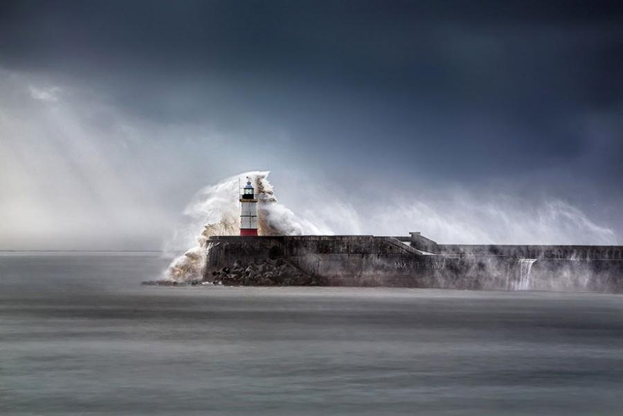 Đèn hải đăng East Sussex
