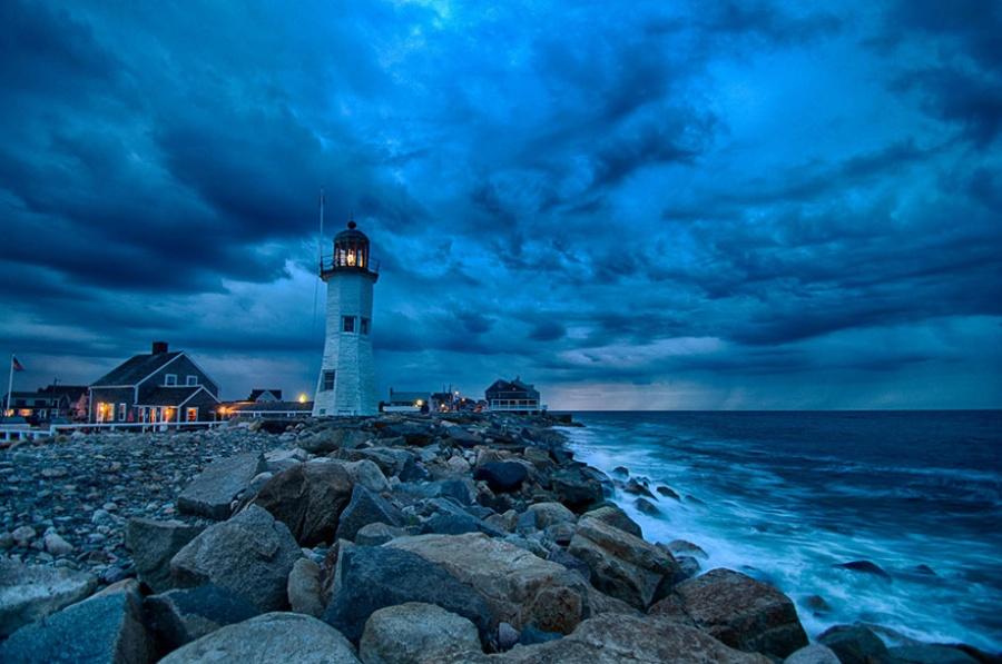 Đèn hải đăng Massachusetts