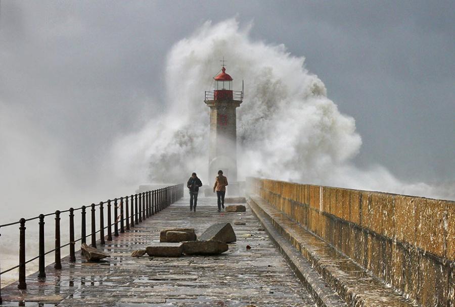 Đèn hải đăng Nazaré