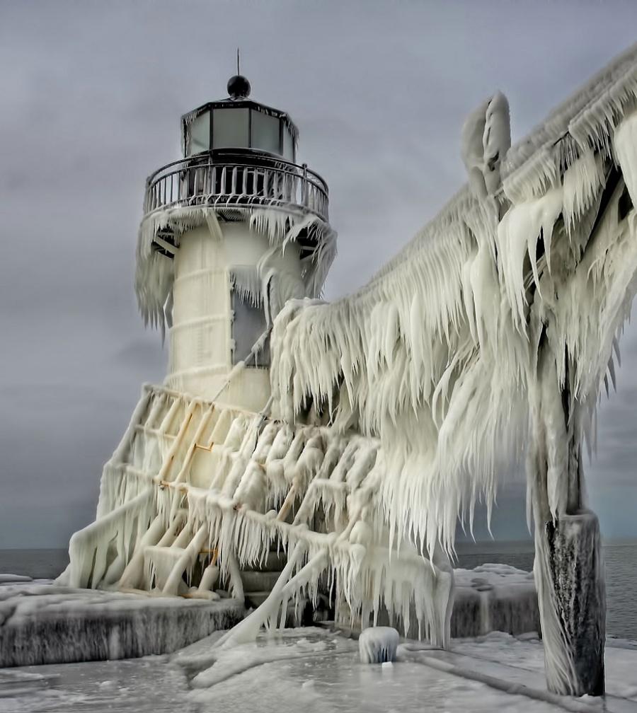 Đèn hải đăng Michigan