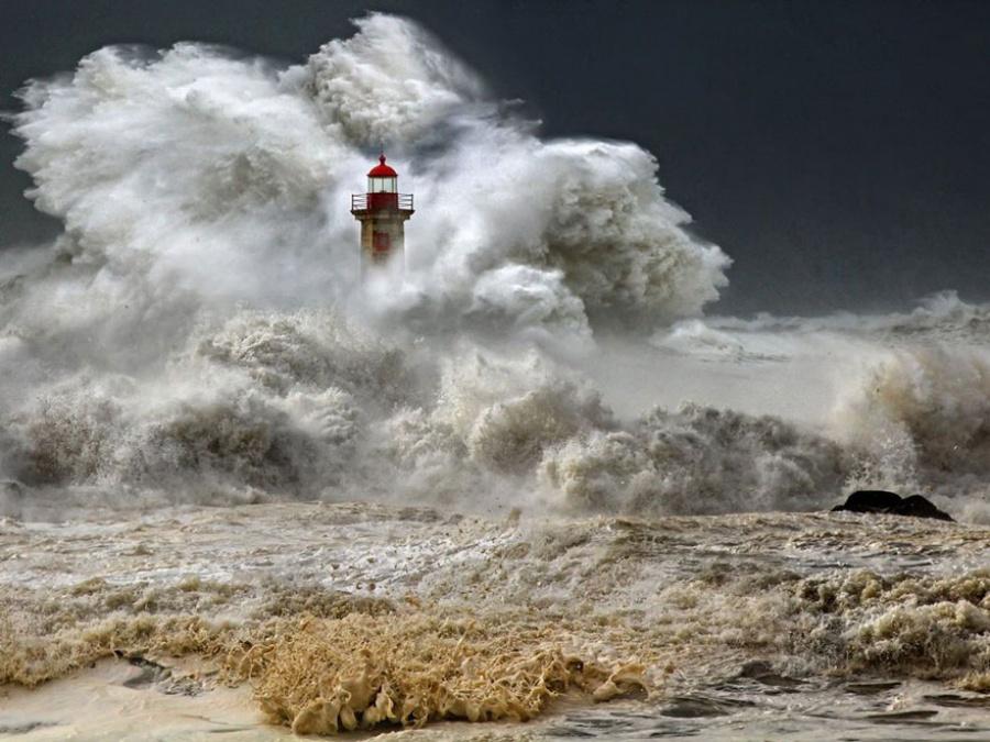 Đèn hải đăng Porto
