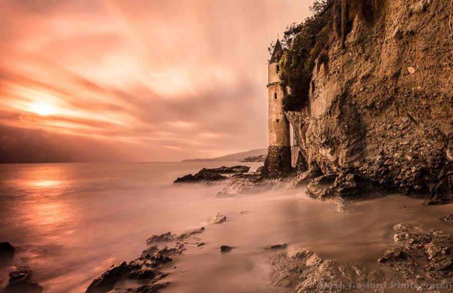 Đèn hải đăng California