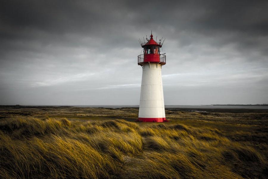 Đèn hải đăng Schleswig - Holstein