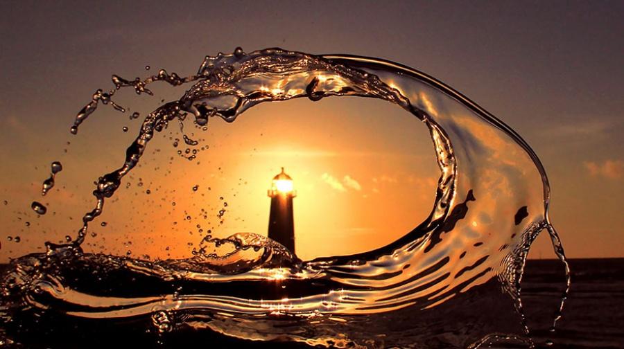 Đèn hải đăng Wales