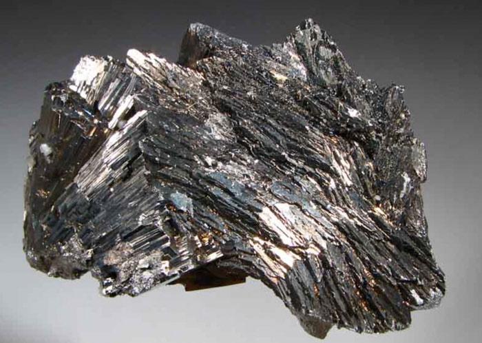 Arsenopyrite - FeAsS