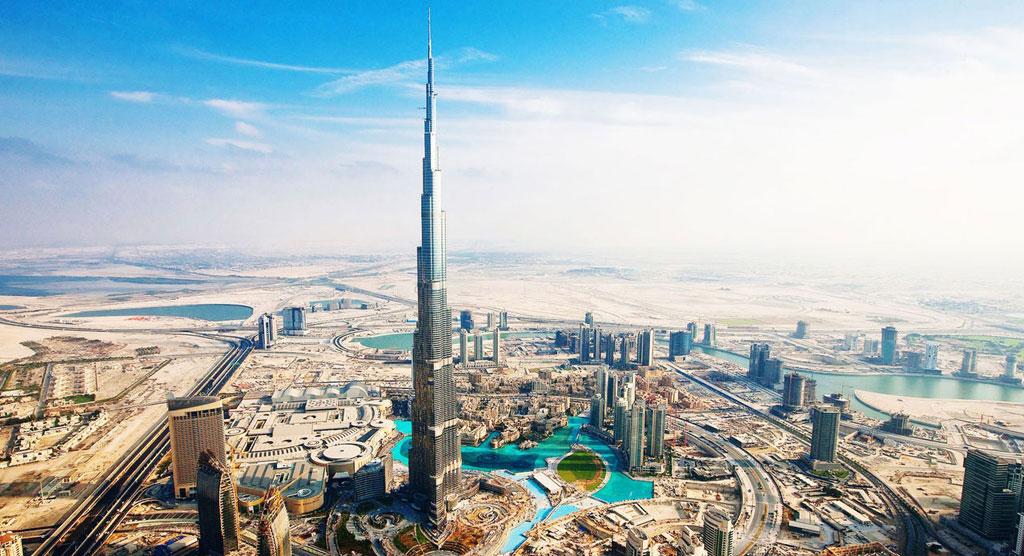 Đến nay, diện mạo thành phố Dubai đã có sự thay đổi đáng kể