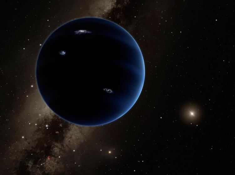 Tinh cầu X có kích cỡ bằng Hải Vương Tinh và nặng gấp 10 lần Trái Đất.