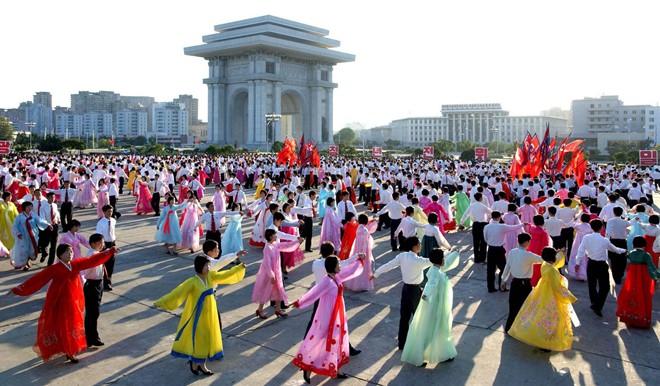Người dân Triều Tiên