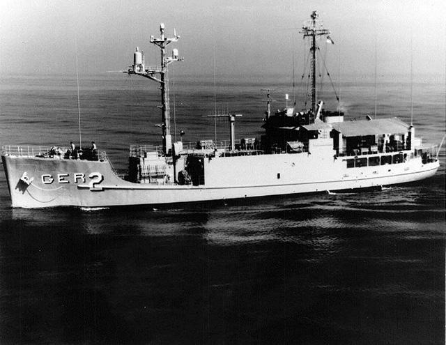 Con tàu USS Pueblo