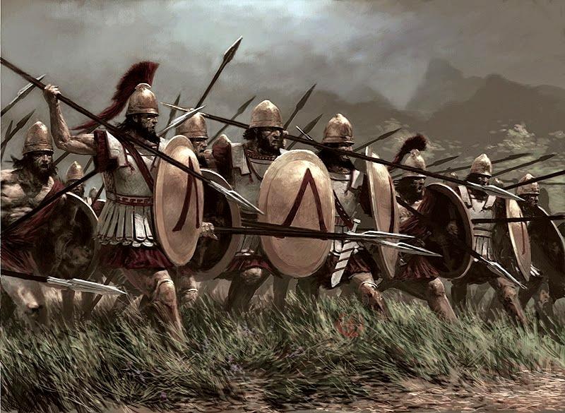 Quân đội Sparta