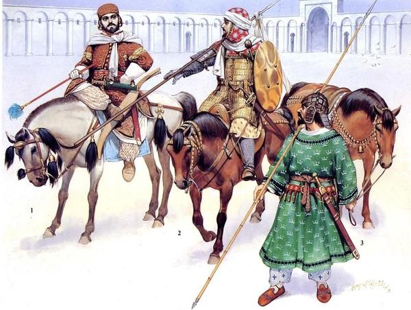 Kỵ binh Ả Rập