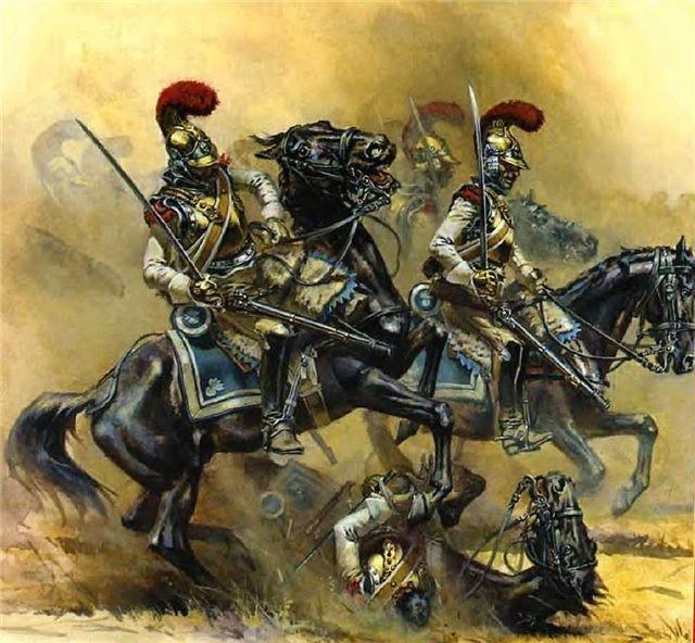 Thiết kỵ binh của Napoleon