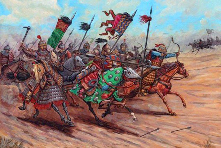 Kỵ binh Mông Cổ