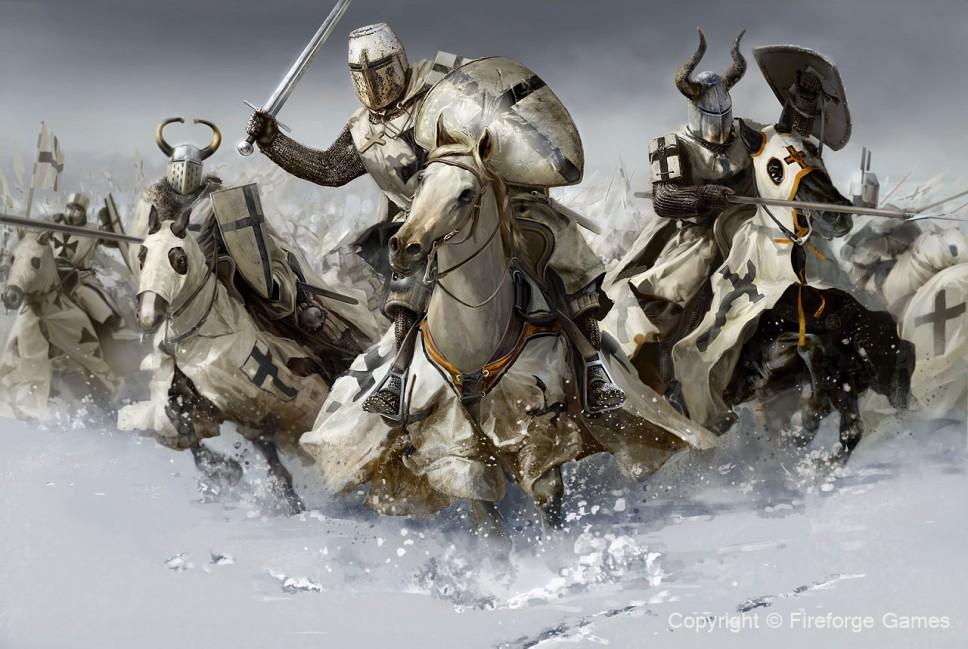 Kỵ binh Teutonic