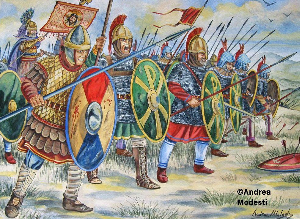 Đội quân Byzantine