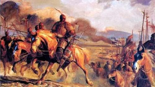 Kỵ binh Hung Nô