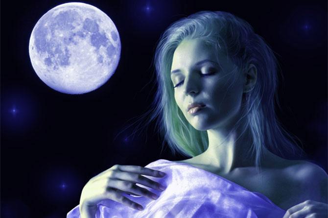 """Nước bọt """"thần thánh"""" và ánh trăng"""