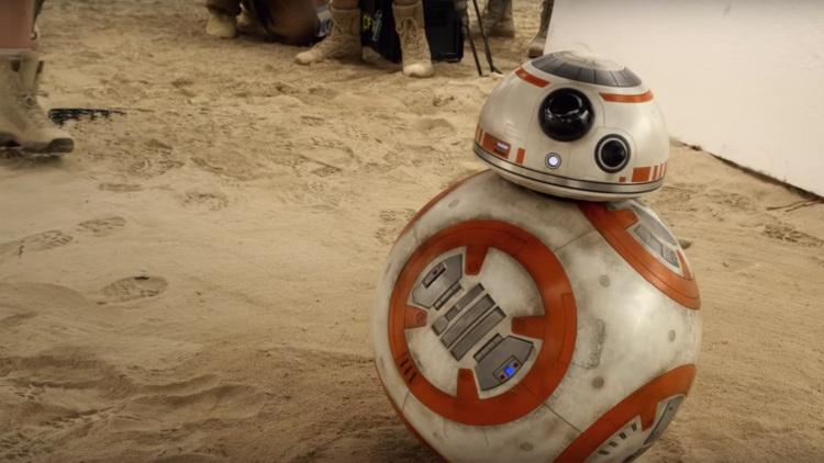 BB8 sẽ sớm hiện diện trong cuộc sống của chúng ta?
