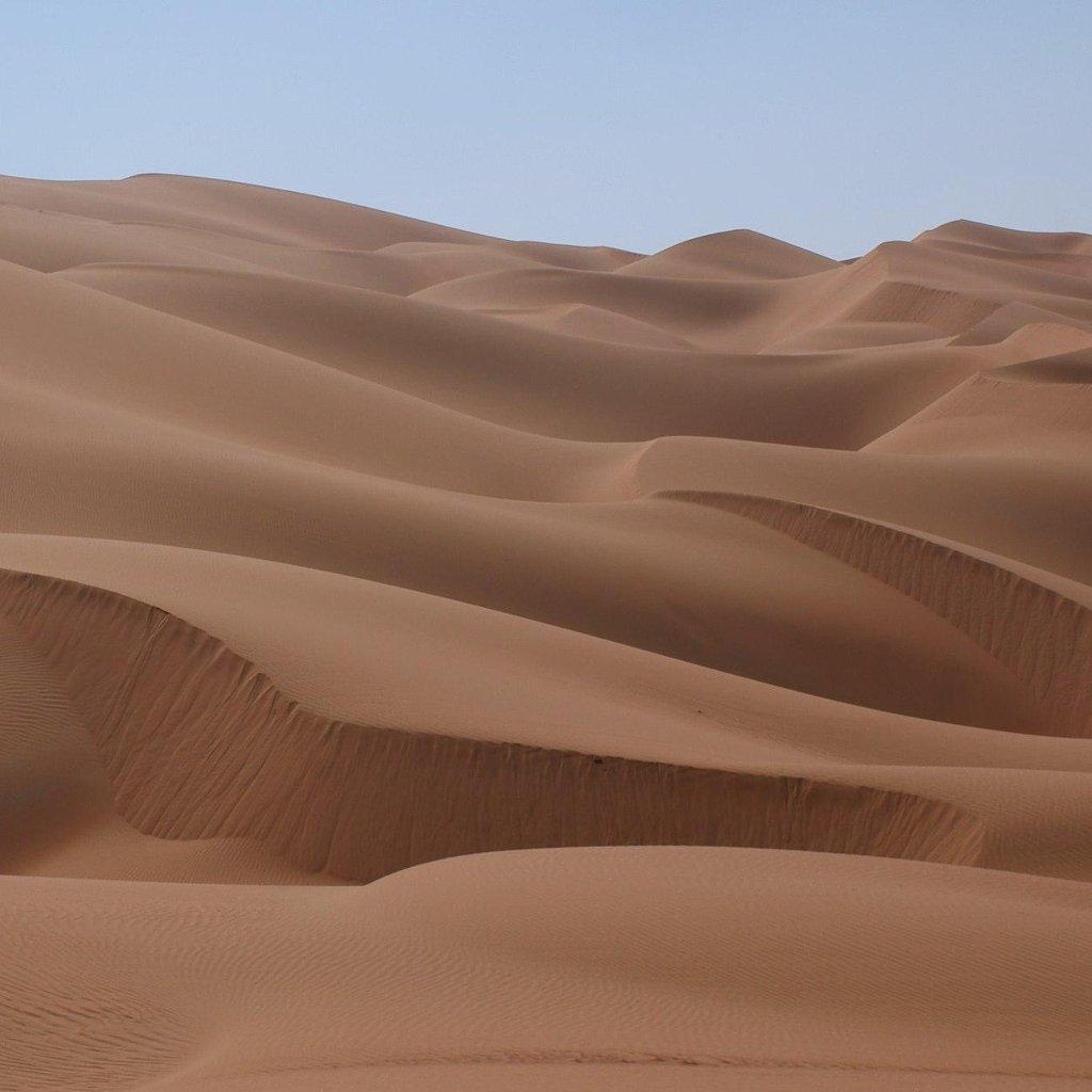 Âm thanh của cồn cát
