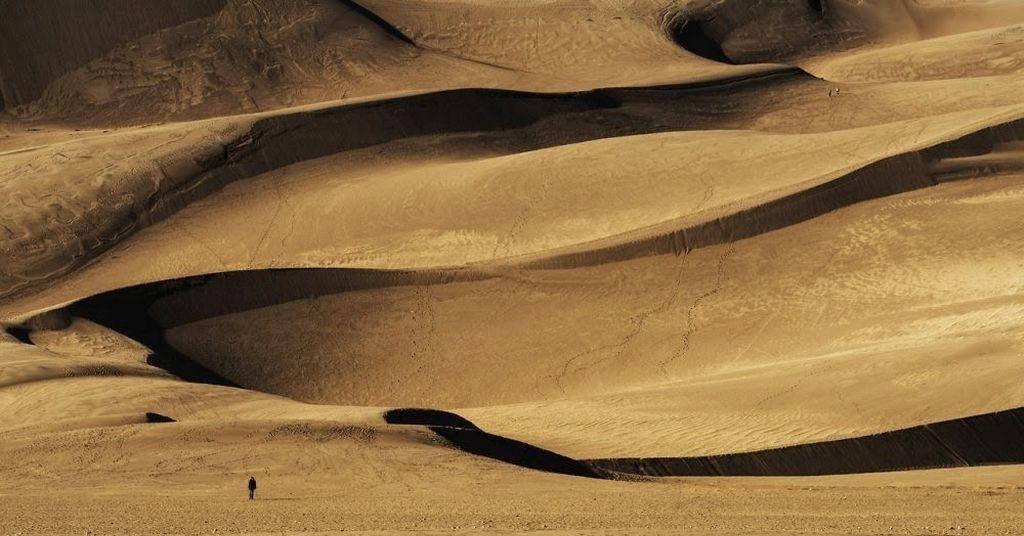 Công viên quốc gia cồn cát ở Colorado.