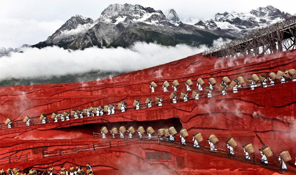 Yunnan, Trung Quốc