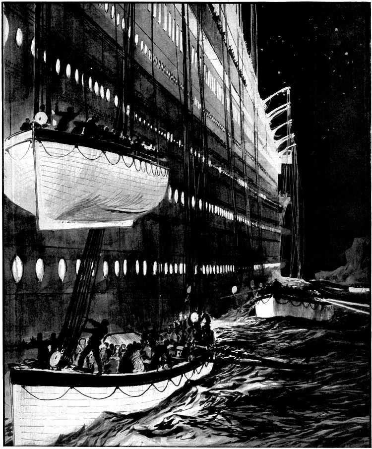Đa số tàu cứu hộ vẫn còn nhiều chỗ trống.